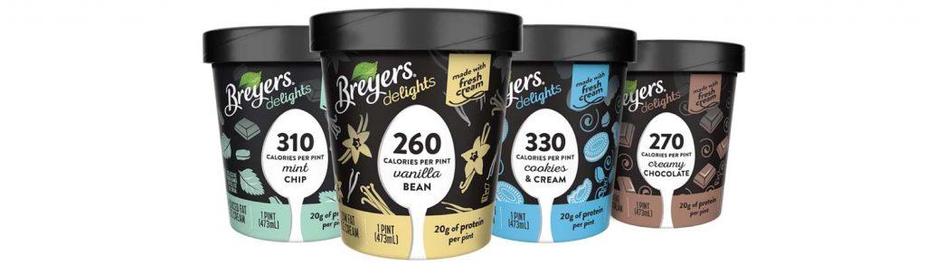 breyers vegan ice cream