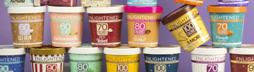 enlightened dairy free ice cream