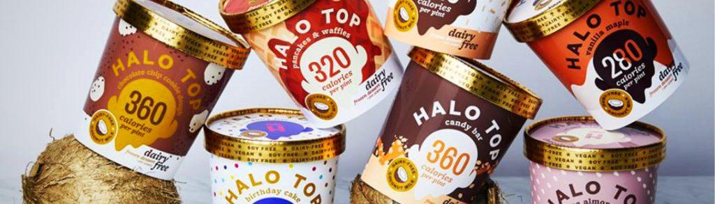 halo top vegan ice cream coconut