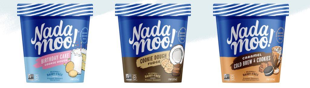 nadamoo vegan ice cream